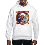 Old Rooster Hooded Sweatshirt