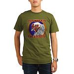 Old Rooster Organic Men's T-Shirt (dark)