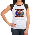 Old Rooster Women's Cap Sleeve T-Shirt