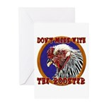 Old Rooster Greeting Cards (Pk of 10)