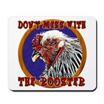 Old Rooster Mousepad