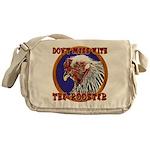 Old Rooster Messenger Bag
