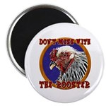 "Old Rooster 2.25"" Magnet (10 pack)"