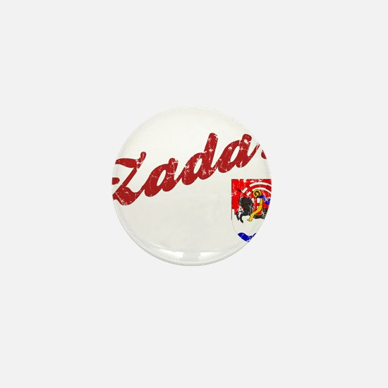 Cute Croatian Mini Button