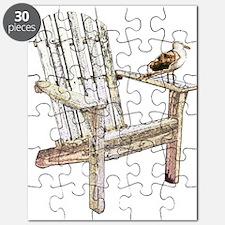 Adirondack Chair Puzzle
