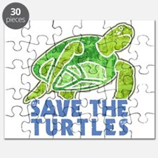 Save the Turtles Puzzle