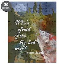 Team Jacob Wolf Puzzle