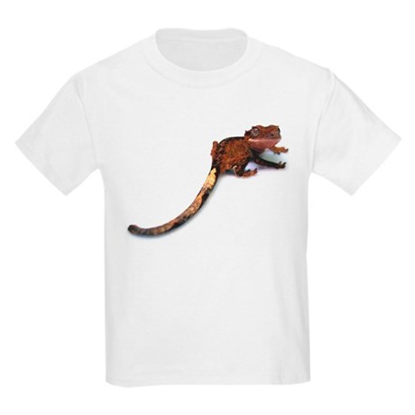 Crested Gecko Kids T-Shirt