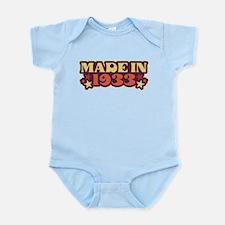 Made in 1933 Infant Bodysuit