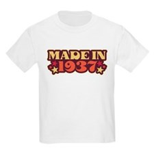 Made in 1937 T-Shirt