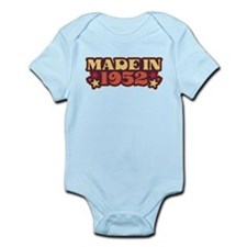 Made in 1952 Infant Bodysuit