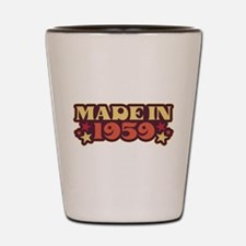 Made in 1959 Shot Glass