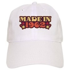 Made in 1962 Baseball Cap
