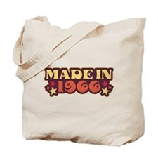 Made in 1966 Tote Bag