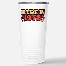 Made in 1978 Travel Mug