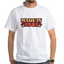 Made in 1981 Shirt