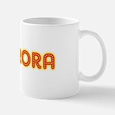 Aurora in Movie Lights Mug