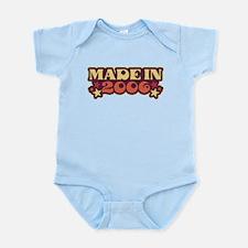 Made in 2006 Infant Bodysuit