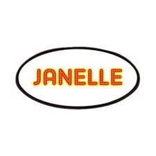 Janelle in Movie Lights Patches