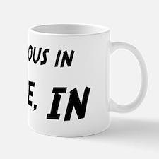 Famous in Muncie Mug