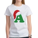 Christmas alphabet Women's T-Shirt