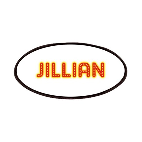 Jillian in Movie Lights Patches