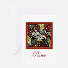 Peace Dove Christmas Greeting Card