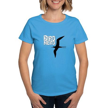 Bird Nerd (Frigatebird) Women's Dark T-Shirt