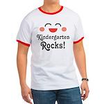 Kindergarten Rocks Ringer T