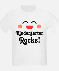 Kindergarten Rocks T-Shirt
