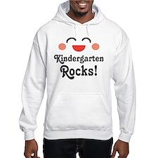 Kindergarten Rocks Hoodie