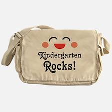 Kindergarten Rocks Messenger Bag