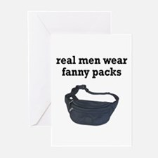 Fanny Packs Greeting Cards (Pk of 10)