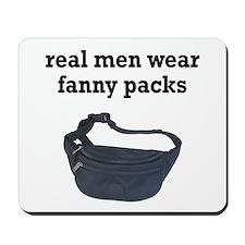 Fanny Packs Mousepad