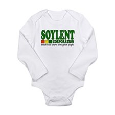Soylent Green Long Sleeve Infant Bodysuit