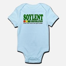 Soylent Green Infant Bodysuit