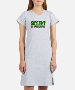 Soylent Green Women's Nightshirt