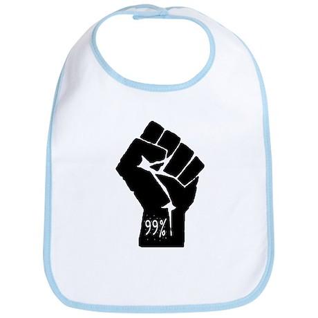 99 % Fist Bib