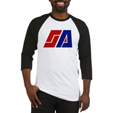 Space Academy Logo Baseball Jersey