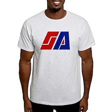 Space Academy Logo T-Shirt