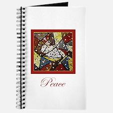 Peace Dove Christmas Journal