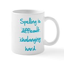 Spelling Mug