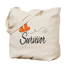 COPD Survivor Tote Bag