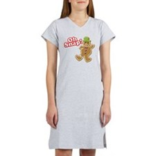 Oh Snap 2 Detailed Women's Nightshirt