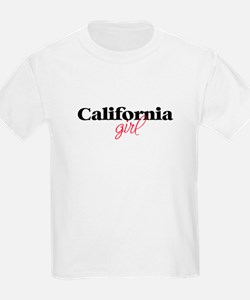 California girl (2) Kids T-Shirt
