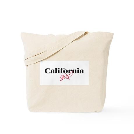 California girl (2) Tote Bag