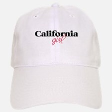 California girl (2) Baseball Baseball Cap