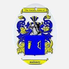 Maloney Ornament (Oval)