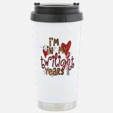 Funny Twilight Years Stainless Steel Travel Mug