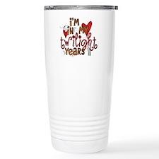 Funny Twilight Years Travel Mug